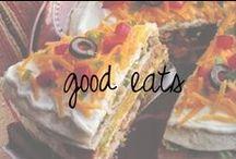 Good Eats / by Chandra Robrock