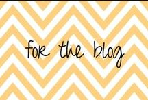 For The Blog / by Chandra Robrock