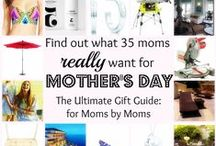Mother's Day / Celebrating moms everywhere