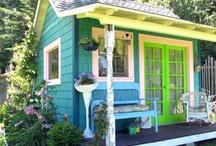 Tiny homes / by Sharon Pollard