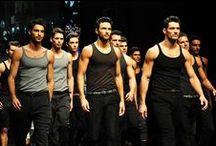 Men...lovely, lovely men!  / by Sheri Coon
