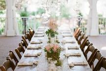 LONG.tables. / Design ideas for your long tables