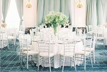 ROUND.tables. / Design ideas for round banquet tables