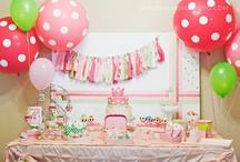 Lalaloopsy Party  / Is jouw meisje ook zo gek van Lalaloopsy? Stijl haar verjaardagsfeest in dit thema. Hierbij de inspiratie...