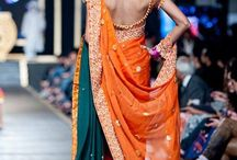 Desi Couture / Indian and Pakistani fashion. Indian. Dulhan. South Asian Fashion / by Rutika Gandhi