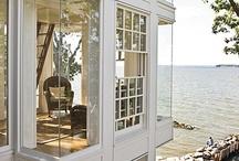 Windows and Doors / by Debra Viccars
