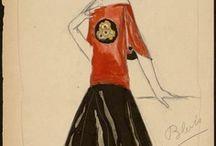 (Fashion) illustration / by Rosa Rosas Carien Reugebrink