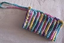 Crochet Soap Savers  / by Lana Raffy