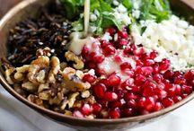 Salad :) / by Melissa Hepp