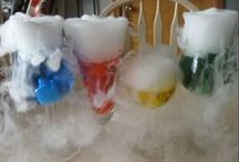 Science Fun / Fun ideas and experiments for getting kids interested in science. / by Anne G