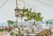MARQUEE.andtents. / Marquee, tents and tipi wedding ideas