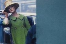 Saul Leiter / (December 3, 1923 – November 26, 2013) was an American photographer and painter whose early work in the 1940s and 1950s was an important contribution to what came to be recognized as the New York School