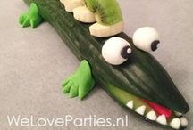 Funny Food... / fun food for small and grown up kids!
