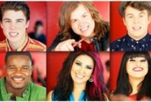 Idol XIII - Top 6 Portraits / by American Idol