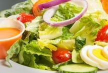 Gluten-Free Salads / Healthy and satisfying salads that are far from boring! / by Gluten Intolerance Group of North America