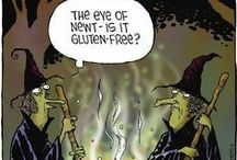 Gluten Funnies / Sometimes laughter is the best medicine :) Here are a few funny photos we've found around Pinterest / by Gluten Intolerance Group of North America