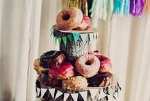 Alternative wedding cakes / Wedding cake inspiration and variations!