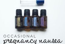Essential Oils:  Pregnancy, before, during and after / DōTERRA Wellness Advocate, www.mydoterra.com/goodmanamber