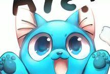 Happy/Frosch | Fairy Tail