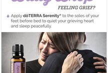 Doterra Lavender & Serenity Blend Essential Oils