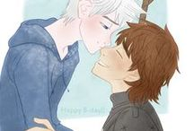 Hijack (Jack Frost x Hiccup)