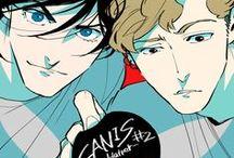 CANIS | Manga