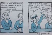 Comics / by Ashley Alderdice