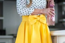 Style Me Pretty: Dresses & Skirts / Because I am a girly-girl.