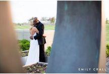 Weddings: Black, Gray, White