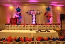 Banquet Ideas / by Cynthia Donelson