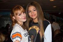 Zendaya & Bella Thorne