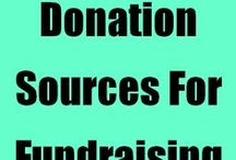 Fundraising / by Cynthia Donelson