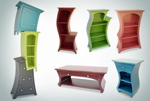 Bambino Furniture & Decor / by Sally Powis-Campbell