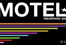 MOTEL*** / MOTEL***, Electronic Psychedelic.