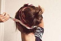 Hair / by Ana Zarate