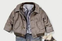 Little Boy's Closet (i.e. Mama's Wish List) / Dressing the littlest Crall man.