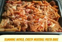 Slimming World / Meal ideas