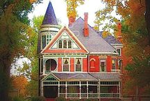Victorian Architecture: Exterior / by Twisted Papers