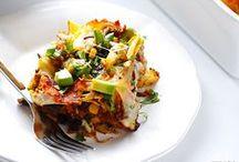 Gluten-Free Recipes / by Megan Donnelson-Jensen