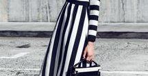 stripes / striped fashion