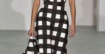 checks + tartan + plaid + gingham / checks of all sorts - stylish squares