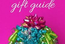 2017 HOLIDAY GIFT GUIDE / It's here!  I've scoured and searched the interwebs, far and wide to bring you a curated Holiday Gift Guide of my favorite finds for all your gift-giving needs.  With over 500 gift ideas, you can finally cross everyone off your list!  I put my heart and colorful soul (hint hint) into every page.  This season, I'm inspired by life.  The simple fact that we are all here on this beautiful earth, so why not live our best life in the most bold and fun way!  Sit back, get comfy and SHOP! #christmas