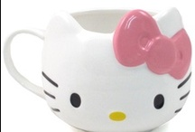 Hello Kitty / by Julie Fortson