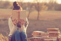 books / Avid reader.