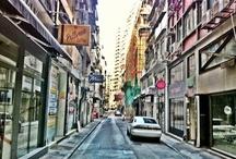 Favorite Places in Hong Kong