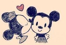 Disney stuff / by Melissa Taggart