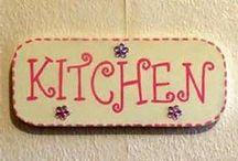 >Organized Kitchen Queen / Kitchen organizational Ideas / by Sheila Bridegam