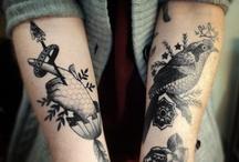 ink / by Jill (St. Cyr) Baker