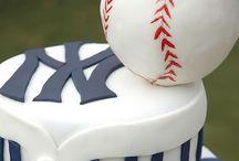 I Love Baseball (Yankees!) / by Jill Myers