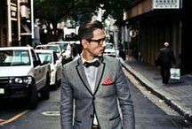 Mens Fashion / by Jarrid Wilson